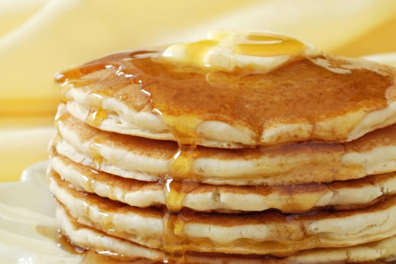 American pancakes recipe without butter