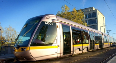 Black Irish ire over Luas job claims