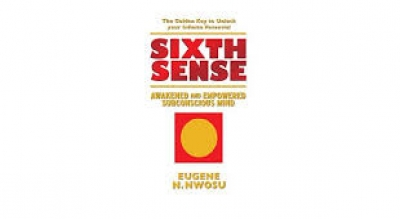 Book Review by Austin Anderson: Sixth Sense by Eugene N Nwosu (Self-published)