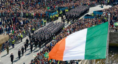 Easter Rising: Ireland marks centenary of path to independence