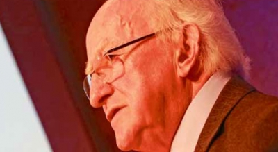 Is President Higgins joining league of politicians who make fake promises?
