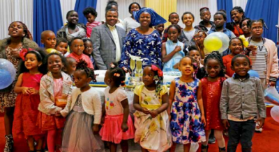 Transcultural church celebrates first five years